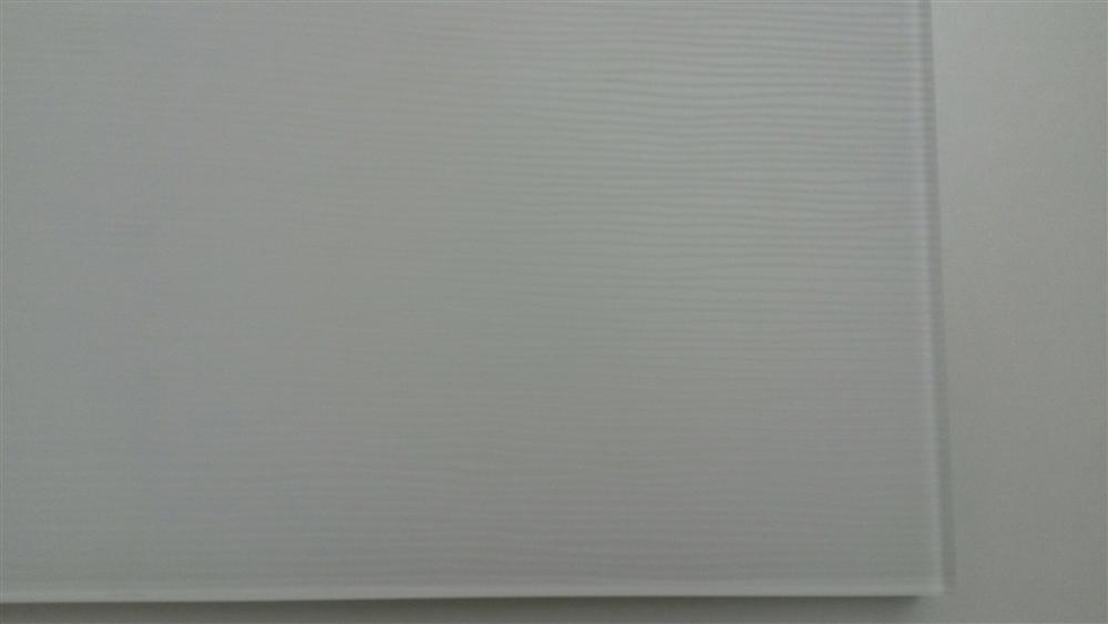 produkt detail stream auf weissglas 6 mm lackiert wei. Black Bedroom Furniture Sets. Home Design Ideas