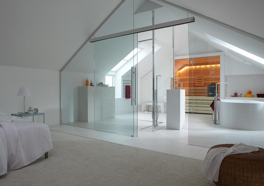 Adding Glass Shower Door
